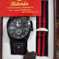 Jam Tangan Tetonis Pesawat Original