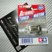 ORIGINAL Tamiya 15486 Atomic-Tuned 2 Motor / Dinamo / Motor