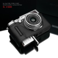 Gariz Half Case Fuji X100 / X100S / X100T BL-X100BK