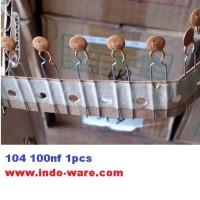 104 100nf 100nf 50v kapasitor keramik ceramic capasitor