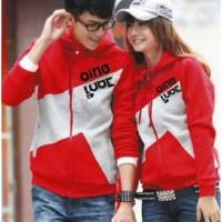 Jaket Couple Qing Combi