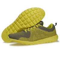 Sepatu  / Olahraga KETA 182 Grey / Yellow