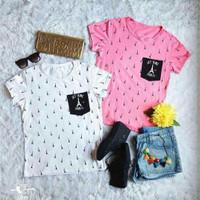 Tumblr Tee / Kaos Wanita Palembang