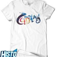 Kaos Coldplay - CLD16