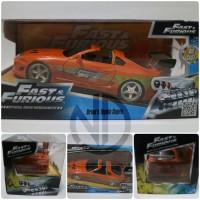 Diecast Jada Toyota Supra (Orange)