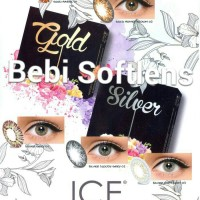 Softlens Ice Gold Silver