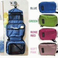 Travel Mate Toilet Bag Organizer traveller piknik tamasya rekreasi bar