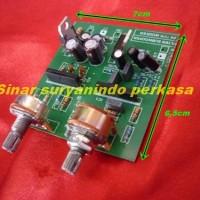 Kit filter subwoofer 084, Tone subwoofer, Rangkaian