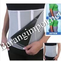 Adjustable Slimming Belt / Sauna Belt / Alat Menurunkan Berat Badan