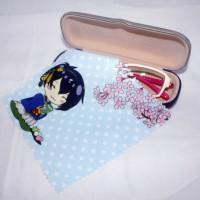 multipurpose wipe Mikazuki Munechika Blue