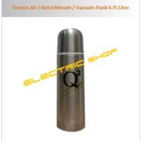 Termos Air / Botol Minum / Vacuum Flask 0.75 Liter