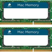 Corsair SODIMM DDR3 16GB PC12800 CMSA16GX3M2A1600C11 Mac Apple (2X8GB)