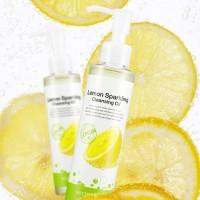 Secret Key Lemon Sparkling Cleansing Oil