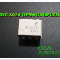 MOC3020 OPTOCOUPLERS/OPTOISOLATORS