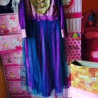 preloved baju pesta original cewek jumbo dress gamis seken bekas blink