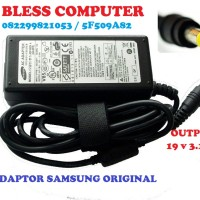 adaptor charger laptop samsung 19v-3.16a R418 E300 305V 305V 305V R420