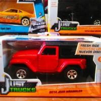 Diecast Jada 2014 Jeep Wrangler