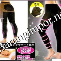 SLIMMING NIGHT Legging M-L Black Only