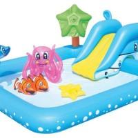 Kolam Renang Anak Fantastic Aquarium Play Pool Bestway #58461