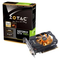 VGA ZOTAC GEFORCE GTX 750 Ti 2GB DDR5 128bit