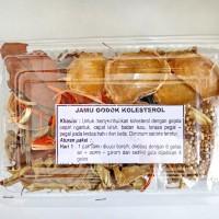 JAMU GODOKAN KOLESTEROL. Menurunkan Kolesterol Jahat dalam Tubuh