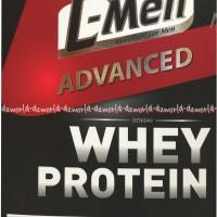 Susu L-Men Advanced Whey Protein Choco Vanilla Susu LMen Coklat