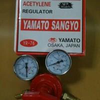 Regulator Acetylene Untuk Tabung Las Asetilin Gas Acetilin