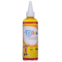 D Ink Tinta Refill Printer Canon 250 ml Yellow / Kuning