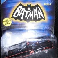 Hotwheels Series 2 BATMAN TV SERIES 1:50