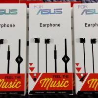 Handsfree Headset ASUS ZENFONE C 2 4 4.5 5 6 S FONEPAD ORIGINAL 99%