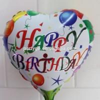balon happy birthday love