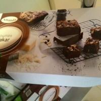 Brownies Bakar Amanda