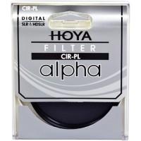 Hoya Filter CIR PL Alpha 62mm Original