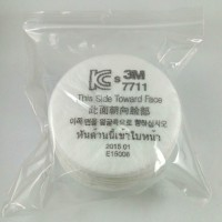 3M Pre-Filter 7711 for 3M Reusable Half Face Masker 3200 Respirator