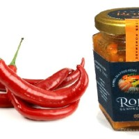 Sambel RORO Pedas Rasa Seafood (Sambal Organic)