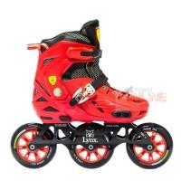 Sepatu Roda LYNX SPH30 Semi Speed Inline Skate - Red