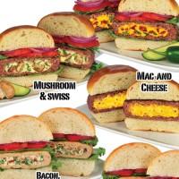 Alat Cetakan Daging Burger Nasi Isi HAMBURGER RICE MOLD MAKER