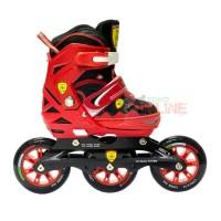 Sepatu Roda LYNX SPS65 Semi Speed Inline Skate - Red