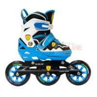 Sepatu Roda LYNX SPS65 Semi Speed Inline Skate - Blue