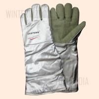 """Sarung Tangan 14"""" Tahan Panas 500C CASTONG GARR15 (Aluminized Glove)"""