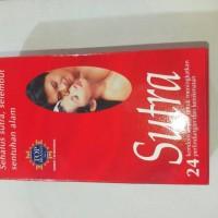 Kondom Sutra Merah isi 24 murah Pekanbaru