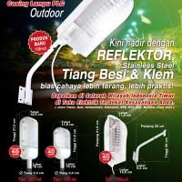 Casing Lampu Outdoor PLC Sinar Indah Produk NEW Tipe 108od sd 40watt.
