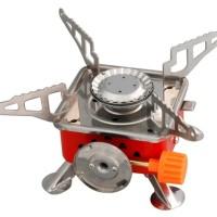Kompor Mini Portable Card /portable card type stove/kompor camping