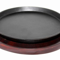 Sunrise Steak Hot Plate (Bulat Large) (SKU:00142.01253)