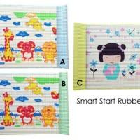 smart start rubber mat   perlak karet motif ukuran besar