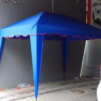 Tenda Cafe 2x3 / Tenda Piramid 2x3 / Tenda Jualan 2x3 (Hanya Atapnya)