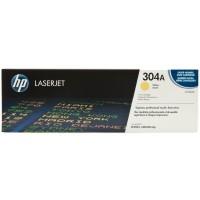 HP Laserjet CC532A Toner - Kuning