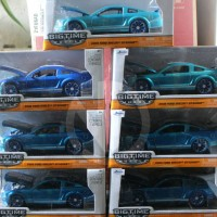 Diecast Jada Ford Shelby GT-500KR (Box Eror)