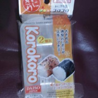 cetakan onigiri roll