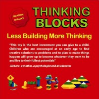 Thinking Blocks - Best Gift For Your Kid / Tp Kartu Permainan